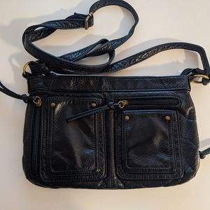REAL SOFT Leather Crossbody Bag